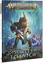 Games Workshop Warhammer Age of Sigmar: Battletome Disciples of Tzeentch
