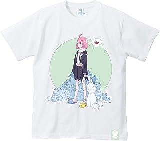 (シシュンキマーブル) 思春期マーブル sei うさぎのぬいぐるみ Tシャツ