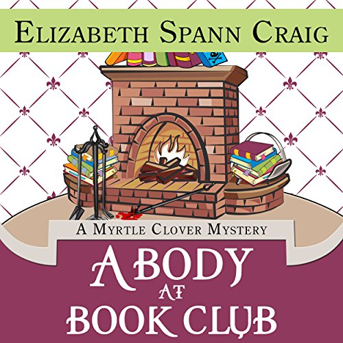 A Body at Book Club  audiobook cover art