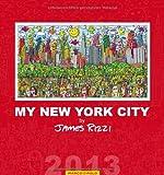 MY NEW YOKR CITY by JAMES RIZZI 2013: MARCO POLO Kalender