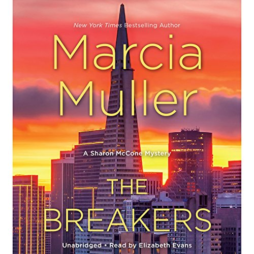 The Breakers audiobook cover art