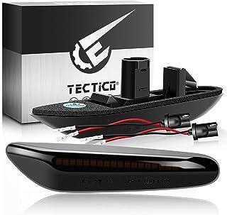 TECTICO Blinkers, blinkers Sidoväggsignal orange 12V 18 SMD LED CAN-buss för E90 E91 E92 E93 E81 E82 E83 E84 E87 E88 E60 E...