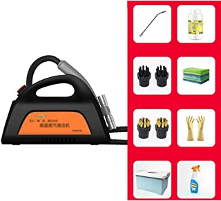 Steam Cleaner, Floor Cleaner Vaporetto Carpet Floor Cleaning Machines, with Accessory Kit, for Bathroom, Oven, Tile, Windo...