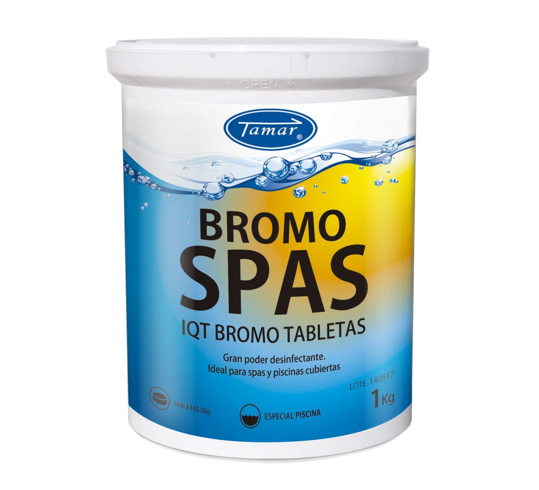Tamar - Bromo Spas, Tabletas de 20 grs, Especial para Spas ...