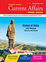 Current Affairs MADE EASY:Annual Edition, 2018
