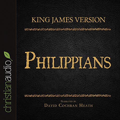 Holy Bible in Audio - King James Version: Philippians cover art