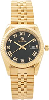 Olivera Wrist watch for Women - Analog Stainless Steel Band - OLR242