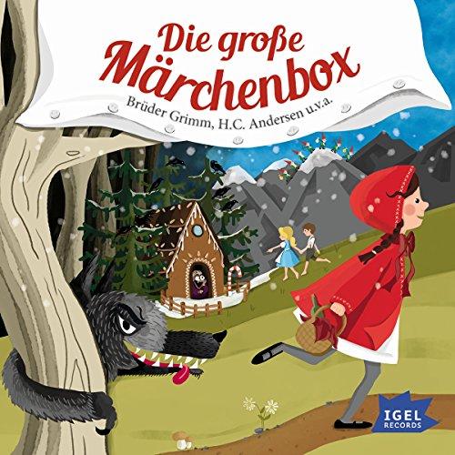 Die große Märchen-Box Titelbild