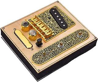 Best telecaster gold hardware set Reviews