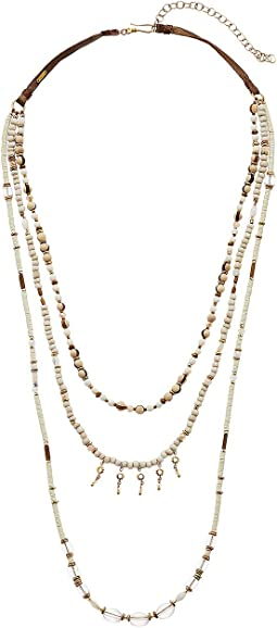 Multi Strand Necklace