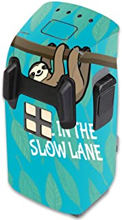 MightySkins Skin Compatible with DJI Spark Mini Drone Battery – Slow Sloth | Protective, Durable, and Unique Vinyl Decal wrap Cover | Easy to Apply, Remove, and Change Styles | Made in The USA