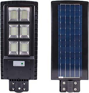 Outdoor Solar Lights Sensor Solar Powered LED Light Human Body Induction Lamp Black Shell Solar Light for Street Path Gard...