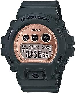 Casio G-Shock Women's G-SHOCK S Series Watch GMDS6900MC, Military Green/Gold (MILGRN/3), One Size