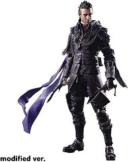 Yanshangqi Kingsglaive Final Fantasy XV Nyx Ulric Play Arts Kai Action Figure - 10.62 Inches