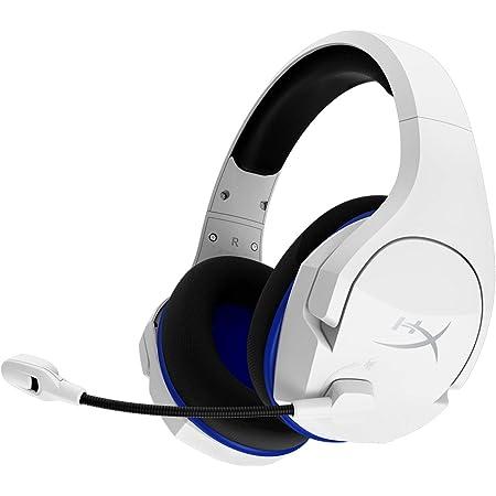 HyperX Cloud Stinger Core: Auriculares inalámbricos para Juegos de PS4, PS5 y PC; Ligeros; Controles deslizantes de Acero duraderos, micrófono con cancelación de Ruido