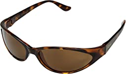 Shiny Tortoise Frame/Copper Polarized Lens