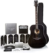 Keith Urban Black Label Platinum Limited Edition 50-PC Guitar Pkg - Acoustic-Electric - Black Onyx