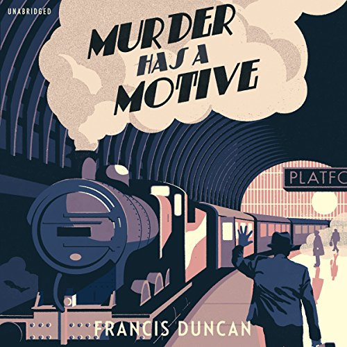 Murder Has a Motive cover art