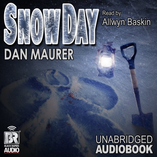 Snow Day audiobook cover art
