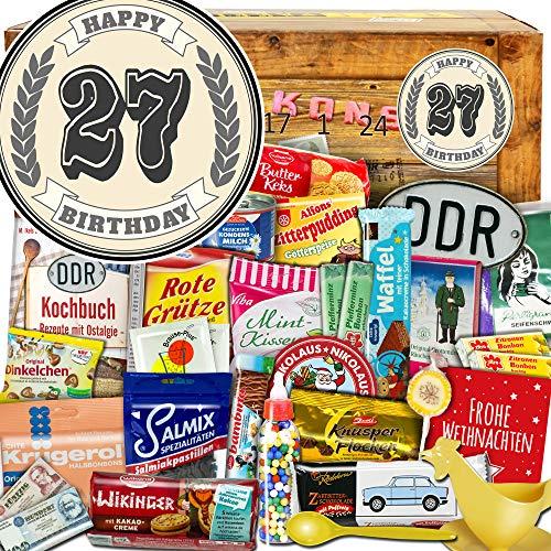 27 Geschenk zum Jubiläum / Adventskalender DDR / Weihnachtskalender Damen