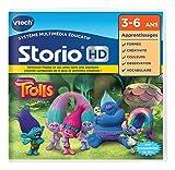 VTech - 271005 - Jeu HD Storio Trolls