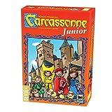 Devir- Carcassonne Junior Juego de Mesa, Multicolor, 27,5 x 6,5 x 19 cm...