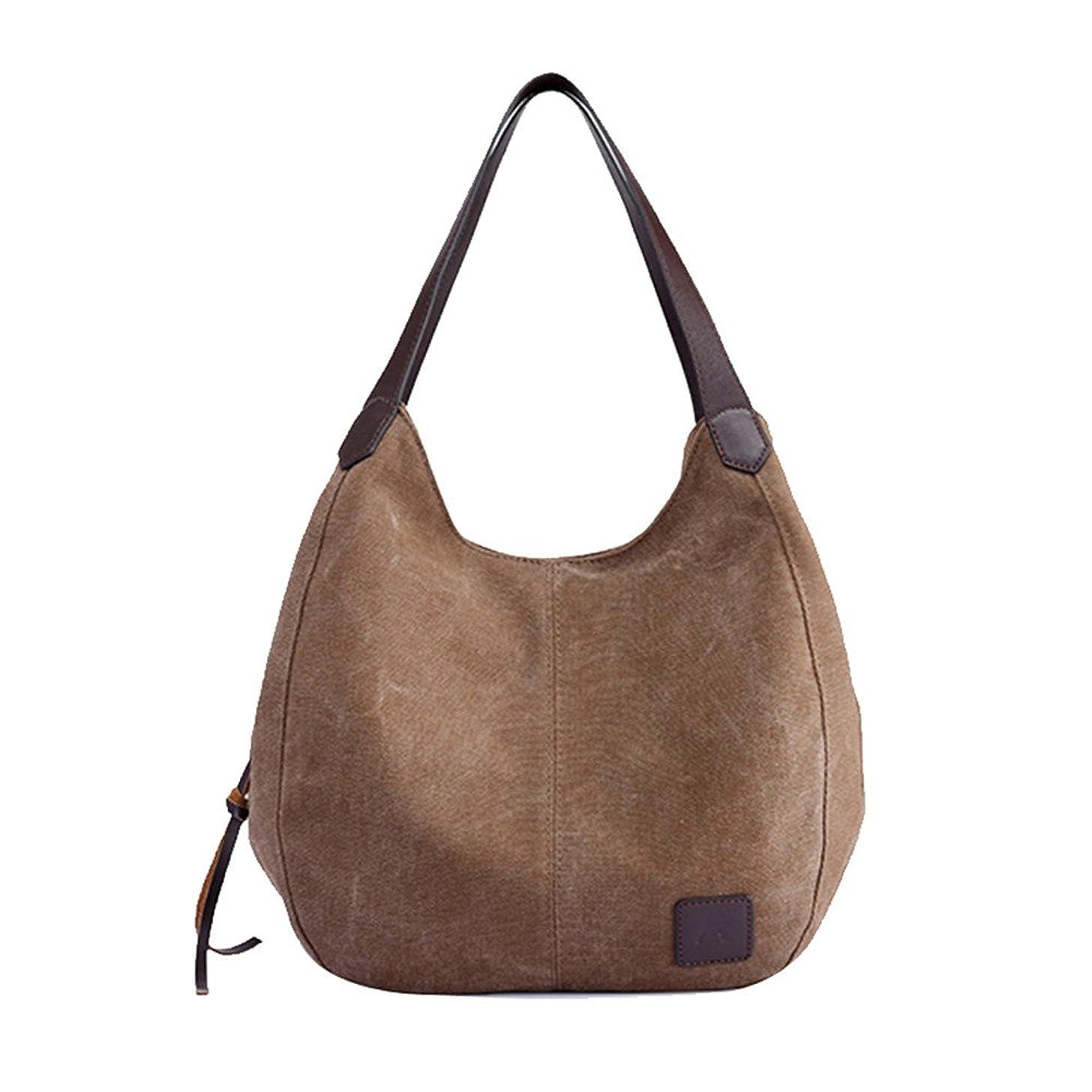 Women Shoulder Bags,Kauneus Women Canvas Handbags Vintage Female Single Shoulder Bags 2018(30cm(L) 13cm(W) 28cm(H))