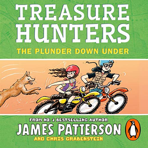 Treasure Hunters: The Plunder Down Under  By  cover art