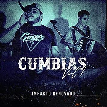 Cumbias, Vol. 1