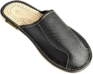 bd9e6f2e Amazon.es: Piel - Zapatillas de estar por casa / Zapatos para hombre ...