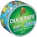 Duck Brand 281869 Teenage Mutant Ninja Turtles Printed Duct Tape, 1.88 Inches x 10 Yards, Single Roll