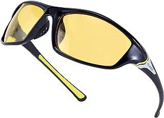 عینک های شب Polarized کلاسیک FEISEDY عینک زرد عینک زرد B2674