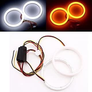 90mm led headlight