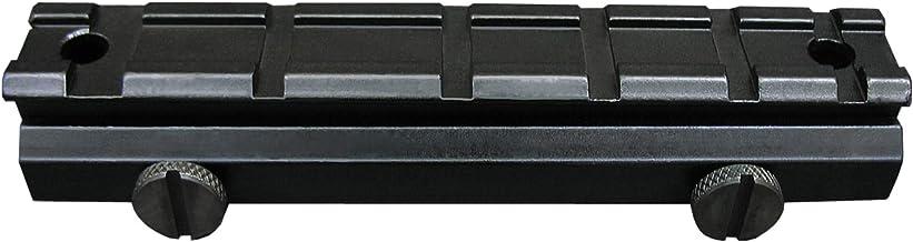 Seben Montura Riel 21mm Weaver Picatinny Prolongaci/ón Elevaci/ón RSM05