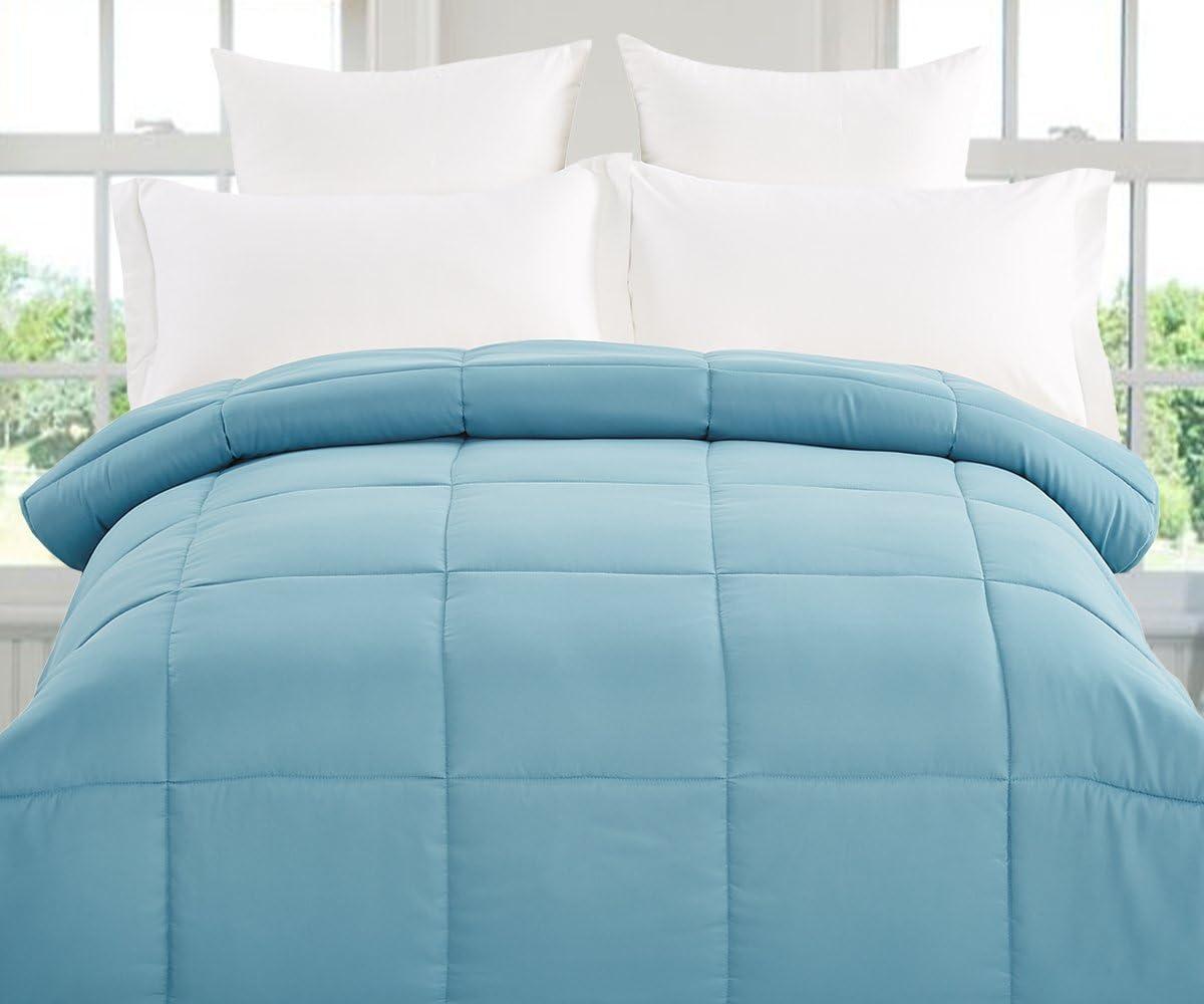 Down Alternative Industry online shop No. 1 Comforter Water Green Season All - Comf King