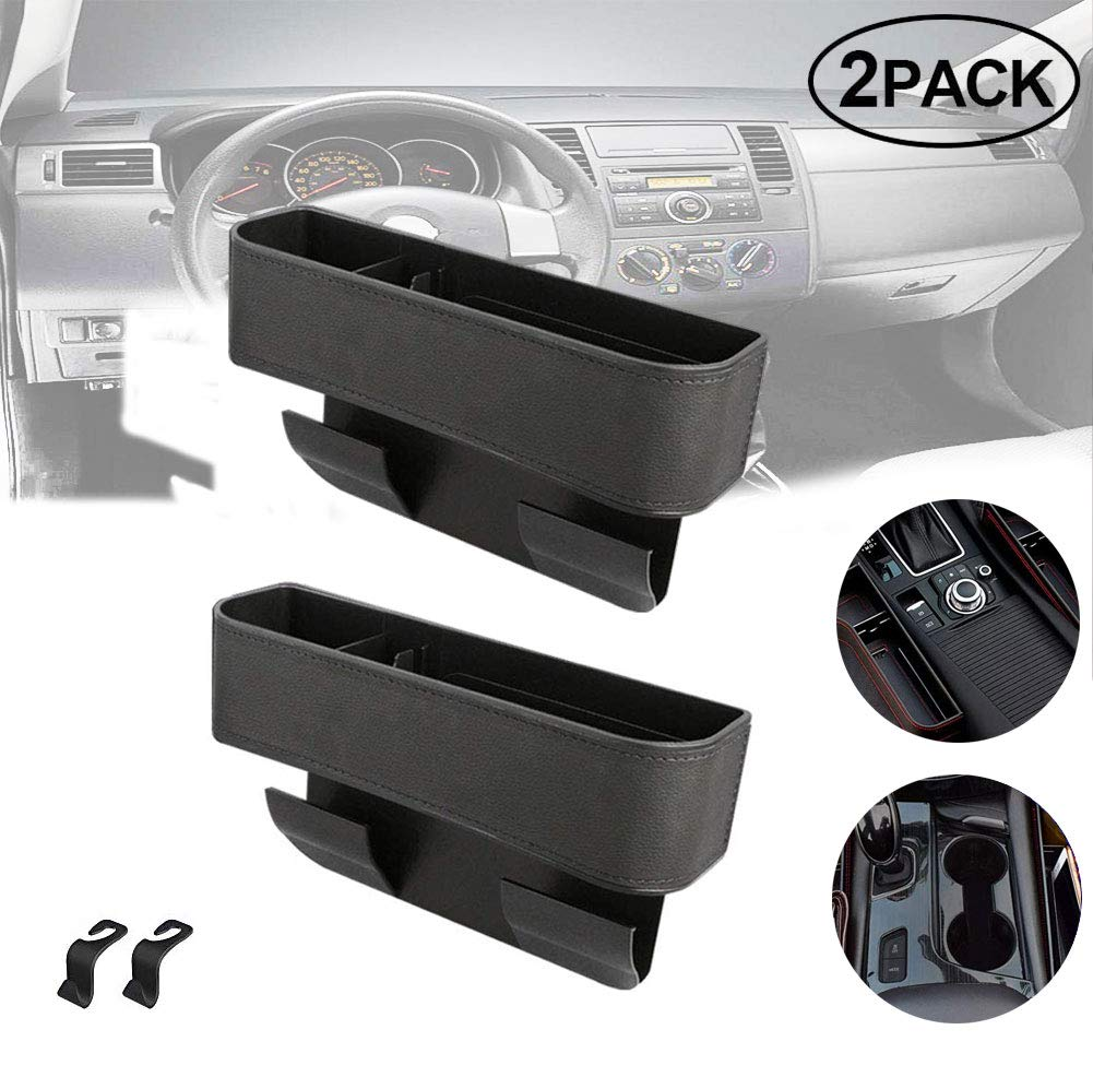 Car Seat Gap Filler Car Seat Gap Storage Car Seat Organizer for Car Cellphones,Keys,Sunglasses,etc