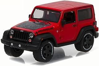 2016 Jeep Wrangler Black Bear Firecracker Red