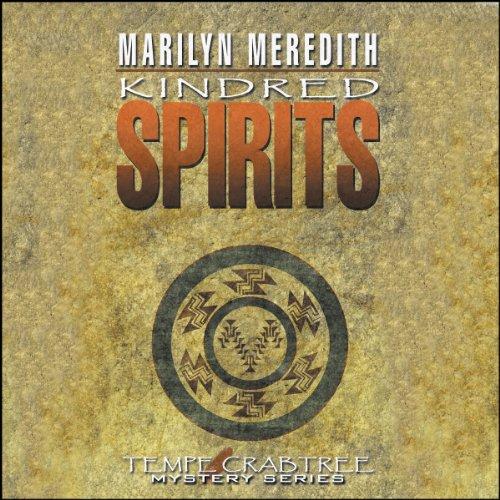 Kindred Spirits audiobook cover art