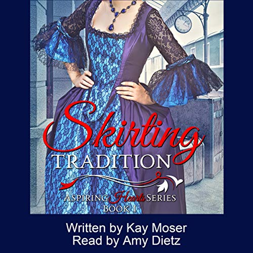 Skirting Tradition audiobook cover art