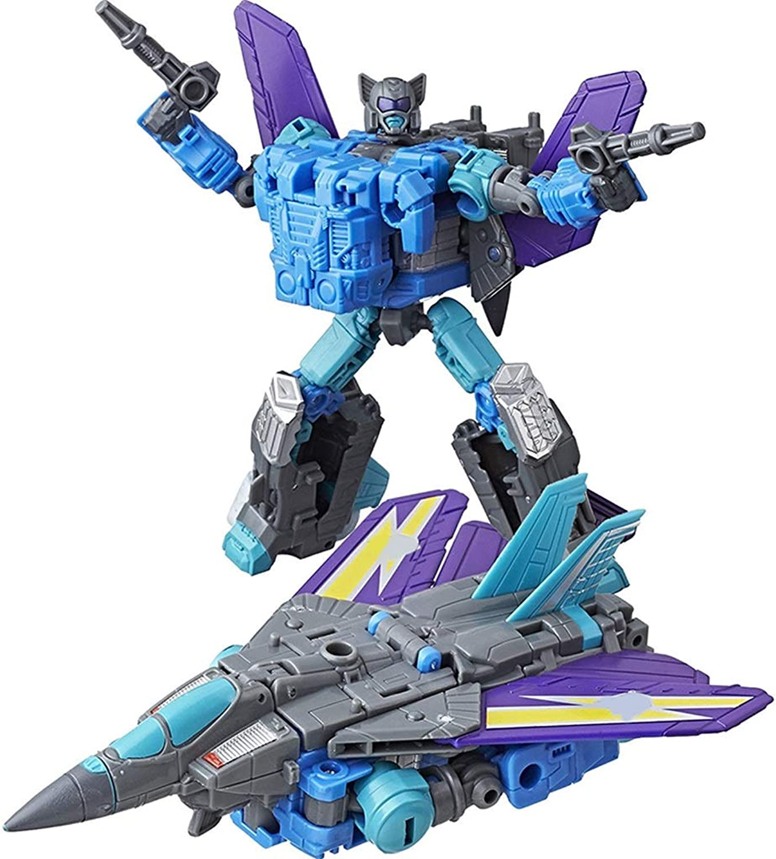 Verformungsspielzeug, Autgoldbotermodell, Kampfrobotermodell, Flugzeugverformungsroboter, Flugzeugmodell (color   1)