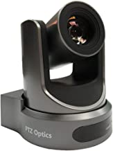 PTZOptics 30X Optical Zoom, 3G-Sdi, Hdmi, Cvbs, IP Streaming 1920 X 1080P, 60.7 Degree Fov (Gray)