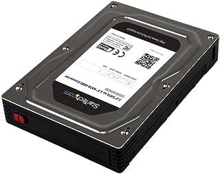 StarTech.com ドライブ変換アダプタケース 3.5インチSATA-2.5インチSATA 25SAT35HDD
