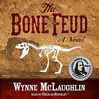 The Bone Feud audiobook cover art