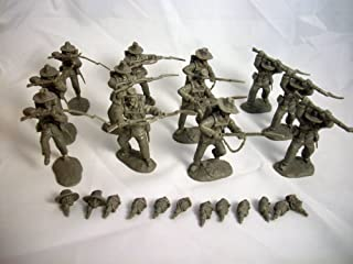 Paragon Secenic's American Civil War Confederate Infantry Offered By Classic Toy Soldiers, Inc