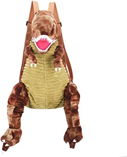 LENXH Children'S Backpack Dinosaur Backpack Parent-Child Shoulder Bag Cartoon Bag Cute Doll Bag