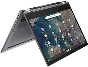 "Lenovo Flex 5 13.3"" 2-in-1 Touchscreen Chromebook - 10th Gen Intel i3-10110U 13.3"" Touchscreen LED-Backlit 8GB DDR4 2666MH..."
