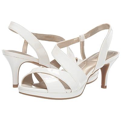 Bandolino Kenosha (White) High Heels