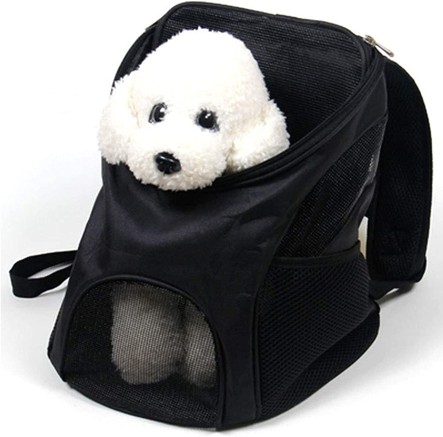HAOJINFENG Puppy Portable Backpack Out Breathable Travel Bag Teddy Puppy Bag Multicolor Optional