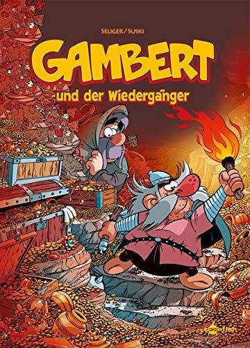 Gambert. Band 3: Serie Komplett / Abschlussband