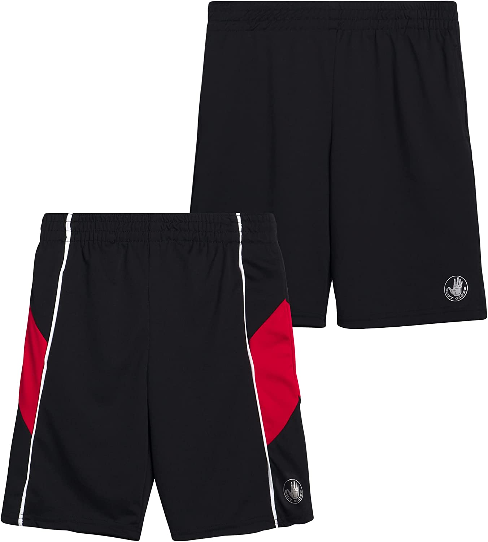 Los Angeles Mall Body Glove Boys Athletic Shorts 2 Pack Regular dealer Performance